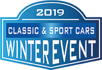 Classic & Sport Cars Winter Event 2019