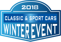 Classic & Sport Cars Winter Event 2018